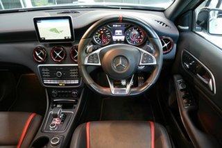 2016 Mercedes-Benz A-Class W176 807MY A45 AMG SPEEDSHIFT DCT 4MATIC Silver 7 Speed