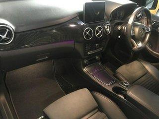 2016 Mercedes-Benz B-Class W246 806MY B250 DCT 4MATIC Silver 7 Speed Sports Automatic Dual Clutch