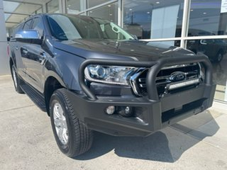 2019 Ford Ranger PX MkIII 2019.75MY XLT Hi-Rider Grey 6 Speed Sports Automatic Double Cab Pick Up.