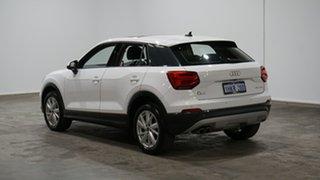 2021 Audi Q2 GA MY21 35 TFSI S Tronic White 7 Speed Sports Automatic Dual Clutch Wagon.