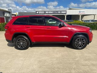 2017 Jeep Grand Cherokee WK MY17 Trailhawk Red/291217 8 Speed Sports Automatic Wagon.