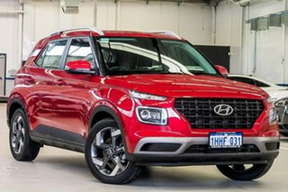 2021 Hyundai Venue QX.V3 MY21 Active Red 6 Speed Automatic Wagon.