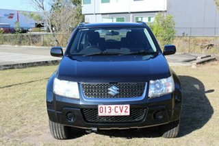 2012 Suzuki Grand Vitara JB MY09 Black 4 Speed Automatic Hardtop.