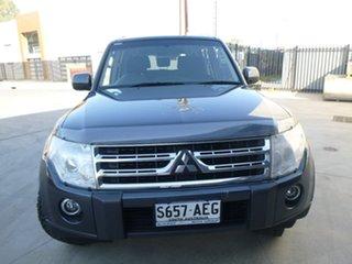 2009 Mitsubishi Pajero NT GLS Grey Sports Automatic Wagon.