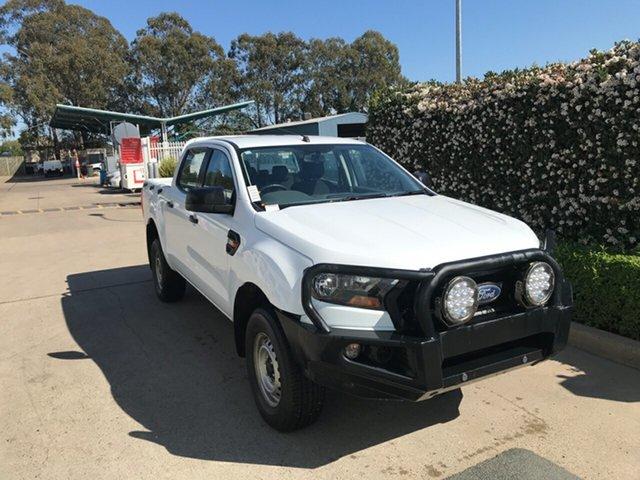 Used Ford Ranger PX MkII XL Acacia Ridge, 2017 Ford Ranger PX MkII XL White 6 speed Automatic Utility
