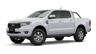 2020 Ford Ranger PX MkIII XLT Hi-Rider Double Cab Arctic White 6 Speed Automatic Pick Up