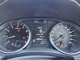 2021 Nissan Qashqai J11 Series 3 MY20 Ti X-tronic Silver 1 Speed Constant Variable Wagon