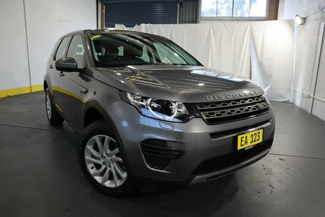 Used Land Rover Discovery Sport L550 18MY SE Castle Hill, 2018 Land Rover Discovery Sport L550 18MY SE Grey 9 Speed Sports Automatic Wagon