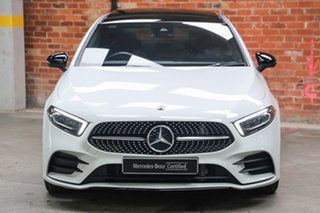 2020 Mercedes-Benz A-Class V177 800+050MY A180 DCT Digital White 7 Speed