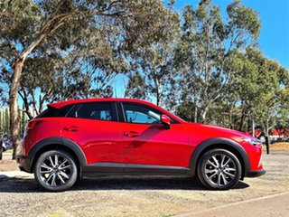 2016 Mazda CX-3 DK4W7A sTouring SKYACTIV-Drive i-ACTIV AWD Red 6 Speed Sports Automatic Wagon.
