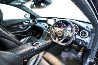 2016 Mercedes-Benz C-Class W205 807MY C200 7G-Tronic + Black 7 Speed Sports Automatic Sedan