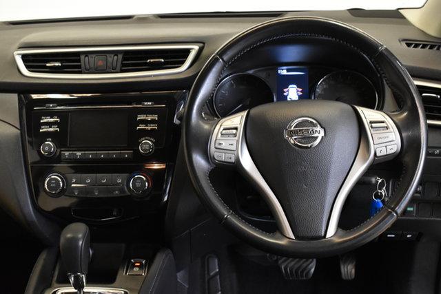 Used Nissan Qashqai J11 ST Nailsworth, 2016 Nissan Qashqai J11 ST Silver 1 Speed Constant Variable Wagon