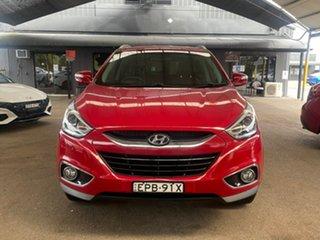 2015 Hyundai ix35 LM3 MY15 SE Red 6 Speed Sports Automatic Wagon.