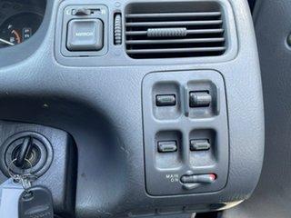 2001 Honda CR-V Classic 4WD Blue 4 Speed Automatic Wagon