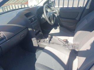 2004 Holden Astra AH CD Blue 5 Speed Manual Hatchback