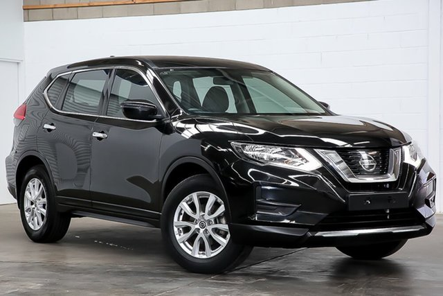 Used Nissan X-Trail T32 Series II ST X-tronic 2WD Erina, 2018 Nissan X-Trail T32 Series II ST X-tronic 2WD Black 7 Speed Constant Variable Wagon