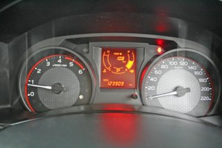 2017 Isuzu D-MAX TF MY17 SX HI-Ride (4x2) White 6 Speed Automatic Space Cab Utility