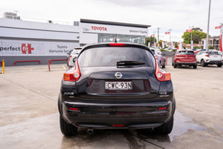 2014 Nissan Juke F15 TI-S (AWD) Black Continuous Variable Wagon
