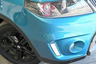 2016 Suzuki Vitara LY S Turbo 2WD Blue 6 Speed Sports Automatic Wagon.