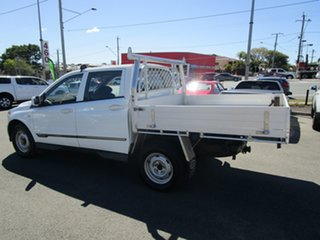 2012 Ssangyong Actyon Sports Q150 MY12 Tradie 4x2 White 6 Speed Manual Utility.