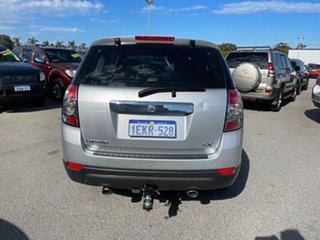 2014 Holden Captiva CG MY15 7 LT (AWD) Silver 6 Speed Automatic Wagon
