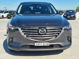 2017 Mazda CX-9 TC Touring SKYACTIV-Drive Grey 6 Speed Sports Automatic Wagon.