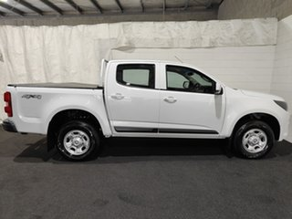 2019 Holden Colorado RG MY19 LS Pickup Crew Cab White 6 Speed Sports Automatic Utility.