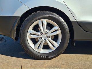 2010 Hyundai ix35 LM Elite AWD Silver 6 Speed Sports Automatic Wagon