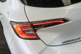 2020 Toyota Corolla ZWE211R ZR E-CVT Hybrid Crystal Pearl 10 Speed Constant Variable Hatchback