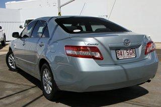 2011 Toyota Camry ACV40R Altise Blue 5 Speed Automatic Sedan.