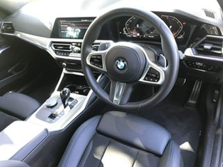 2020 BMW 3 Series G20 320i Steptronic M Sport White 8 Speed Sports Automatic Sedan