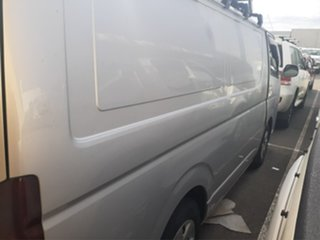 2015 Toyota HiAce KDH201R MY15 LWB Quicksilver 4 Speed Automatic Van.