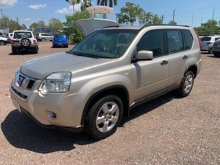 2010 Nissan X-Trail ST Gold 4 Speed Auto Active Select Wagon.
