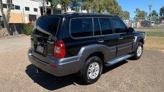2006 Hyundai Terracan Highlander CRDi Black 4 Speed Automatic Wagon.