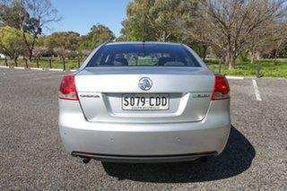 2010 Holden Commodore VE II Omega Silver 6 Speed Sports Automatic Sedan