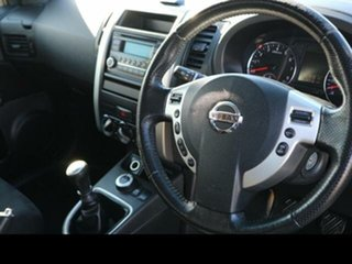 2012 Nissan X-Trail T31 MY11 ST (4x4) Silver 6 Speed Manual Wagon
