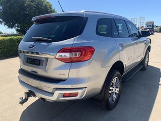 2017 Ford Everest UA Trend Grey/070817 6 Speed Sports Automatic SUV.