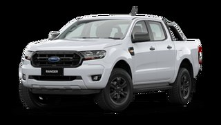 2021 Ford Ranger PX MkIII Sport Arctic White 6 Speed Automatic Pick Up
