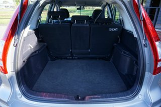 2010 Honda CR-V RE MY2010 4WD Alabaster Silver 5 Speed Automatic Wagon