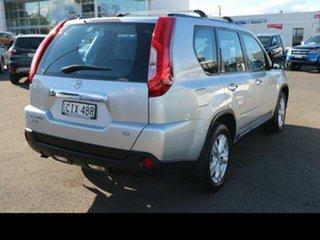 2012 Nissan X-Trail T31 MY11 ST (4x4) Silver 6 Speed Manual Wagon.