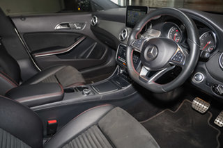 2017 Mercedes-Benz CLA-Class X117 808MY CLA200 Shooting Brake DCT Calcite White 7 Speed.