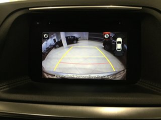 2016 Mazda CX-5 KE1032 Grand Touring SKYACTIV-Drive AWD Sonic Silver 6 Speed Sports Automatic Wagon