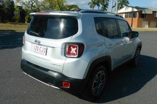 2016 Jeep Renegade BU MY16 Limited DDCT Grey 6 Speed Sports Automatic Dual Clutch Hatchback.