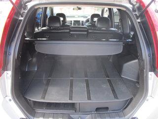 2011 Nissan X-Trail T31 MY11 ST-L (4x4) Silver 6 Speed CVT Auto Sequential Wagon