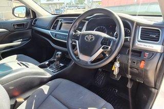 2016 Toyota Kluger GSU55R GX AWD Silver 6 Speed Sports Automatic Wagon.