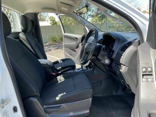 2016 Isuzu D-MAX SX High Ride MY17 White 6 Speed Automatic Single Cab