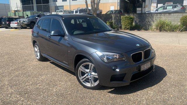 Used BMW X1 E84 MY14 xDrive 20D Underwood, 2014 BMW X1 E84 MY14 xDrive 20D Grey 6 Speed Manual Wagon