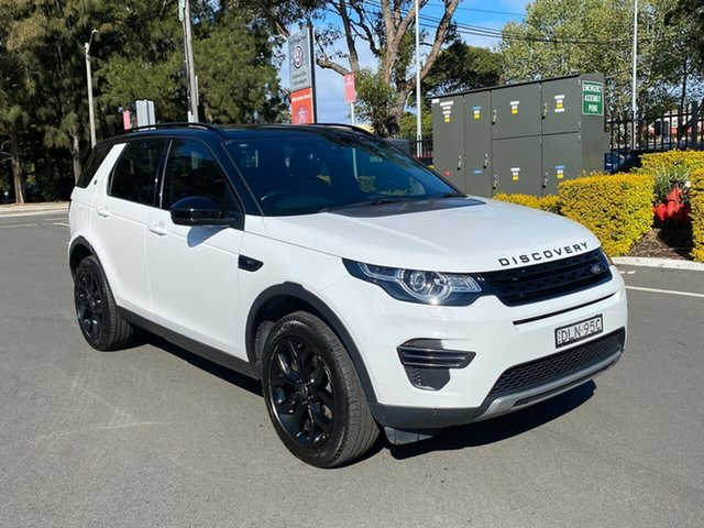 Used Land Rover Discovery Sport L550 17MY SE Botany, 2016 Land Rover Discovery Sport L550 17MY SE White 9 Speed Sports Automatic Wagon