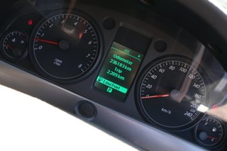 2006 Holden Commodore VE Omega White 4 Speed Automatic Sedan
