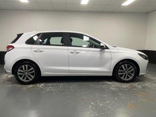 2018 Hyundai i30 PD2 MY18 Active Polar White 6 Speed Manual Hatchback